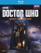 Doctor Who: Season 10, Part 1  Blu-ray