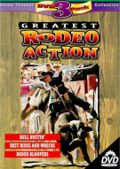 Greatest Rodeo Action: 3-Pack Movie