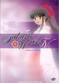 Sakura Wars TV 1: Opening Night Movie