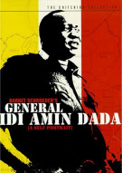 General Idi Amin Dada: The Criterion Collection Movie