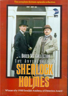 Adventures Of Sherlock Holmes, The: Boxed Set Collection Movie