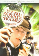 Young Sherlock Holmes Movie