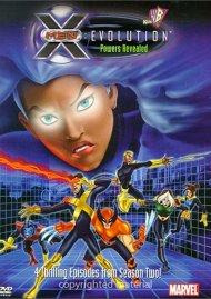X-Men Evolution: Powers Revealed Movie