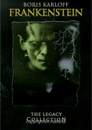 Frankenstein: The Legacy Collection Movie