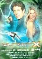 Mutant X: Season Two - Discs 3 & 4 Movie