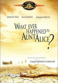 What Ever Happened To Aunt Alice? (MGM) Movie