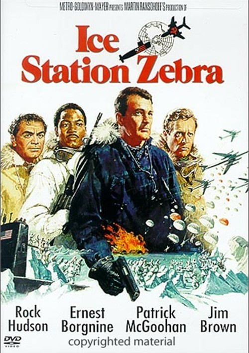 Ice Station Zebra Movie