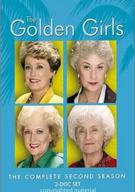 Golden Girls, The: The Complete Second Season Movie