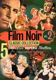 Film Noir Classics Collection, The: Volume 2 Movie