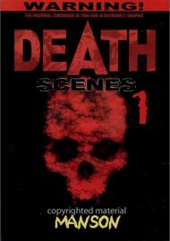 Death Scenes: Volume 1 - Manson Movie