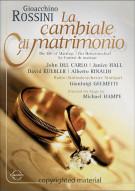 Rossini: La Cambiale Di Matrimonio - Del Carlo, Hall, Kuebler, Rinaldi, Gelmetti Movie