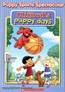 Cliffords Puppy Days: Puppy Sports Spectacular Movie