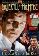 Dr. Jekyll And Mr. Hyde / The Lost Will of Dr. Rant (Alpha) Movie