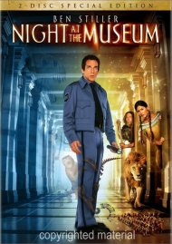 Night At The Museum: Special Edition Movie