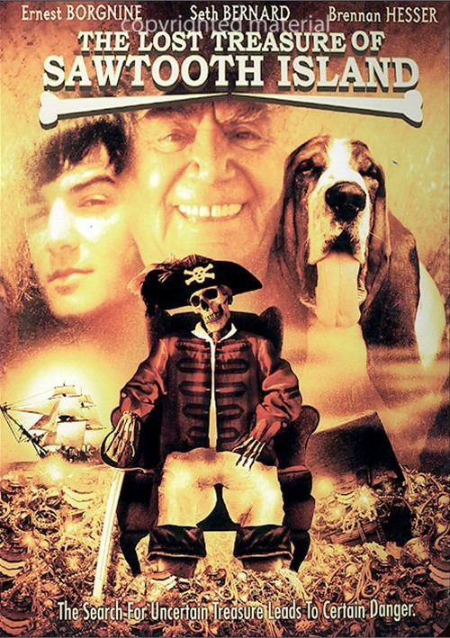 Lost Treasure Of Sawtooth Island, The Movie