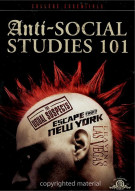 Anti-Social Studies 101 Gift Set Movie