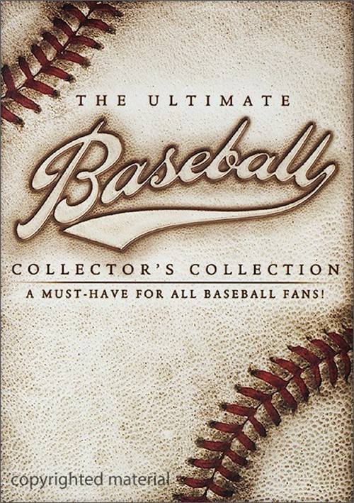 Ultimate Baseball Collectors Collection, The Movie