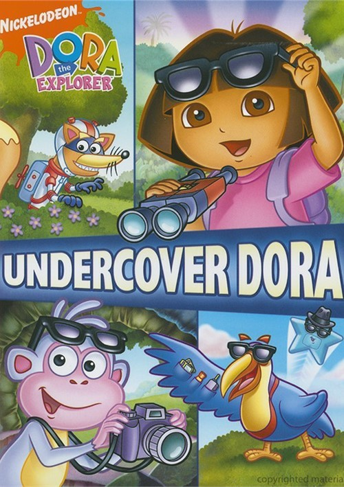 Dora The Explorer Undercover Dora Dvd | Car Interior Design Dora The Explorer Undercover Dora