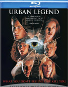 Urban Legend Blu-ray