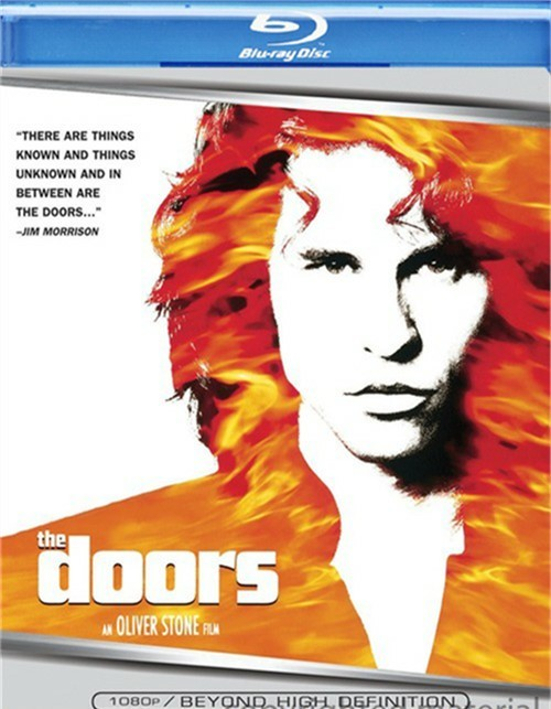 Doors, The: Special Edition Blu-ray