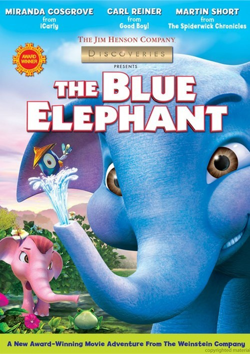 Blue Elephant, The Movie