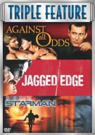 Against All Odds / Jagged Edge / Starman (3 Pack) Movie