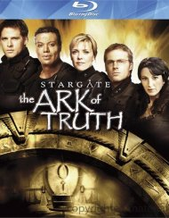 Stargate: The Ark Of Truth Blu-ray