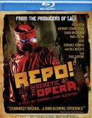 Repo! The Genetic Opera Blu-ray