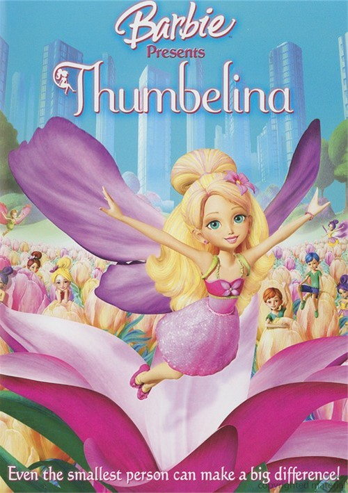 Barbie Presents Thumbelina Movie