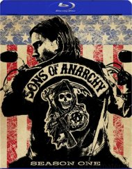 Sons Of Anarchy: Season One Blu-ray