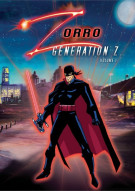 Zorro: Generation Z - Volume 1 Movie