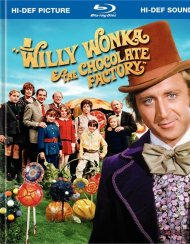 Willy Wonka & The Chocolate Factory (Digibook) Blu-ray