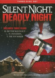 Silent Night, Deadly Night (Triple Feature) Movie