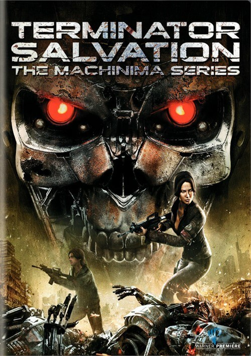 Terminator Salvation: The Machinima Series Movie