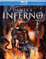 Dantes Inferno: An Animated Epic Blu-ray