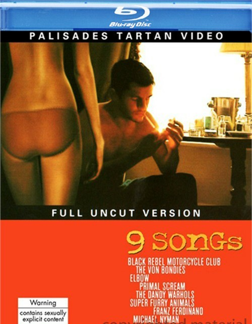 9 Songs: Unrated Directors Cut Blu-ray