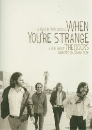 When Youre Strange: A Film About The Doors Movie