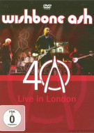 Wishbone Ash: 40th Anniversary Concert - Live In London Movie