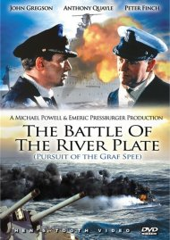 Battle Of The River Plate, The (Pursuit Of The Graf Spee) Movie