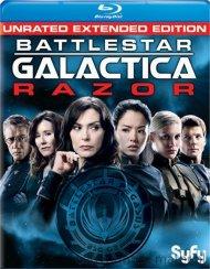 Battlestar Galactica: Razor Blu-ray