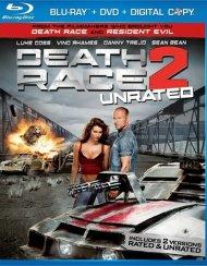 Death Race 2 (Blu-ray + DVD Combo) Blu-ray