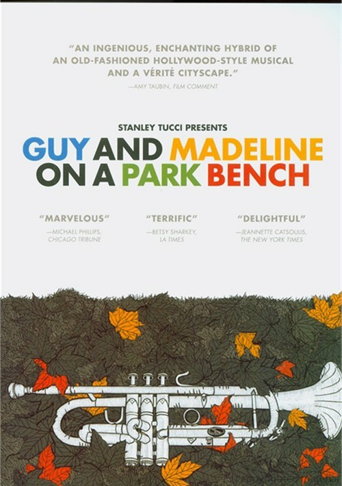Guy And Madeline On A Park Bench Movie