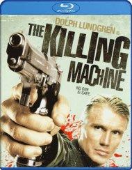 Killing Machine, The Blu-ray