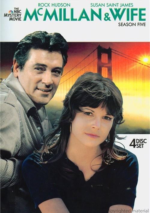 McMillan & Wife: Season Five Movie