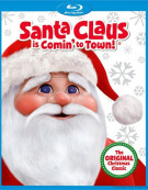 Santa Claus Is Comin To Town Blu-ray