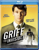 Griff The Invisible Blu-ray