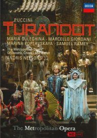 Puccini: Turandot Movie