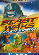 Transformers Beast Wars: The Complete Series Movie