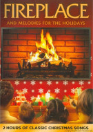 Fireplace And Melodies For The Holidays Movie