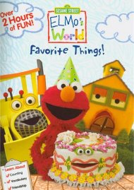 Elmos World: Favorite Things Movie